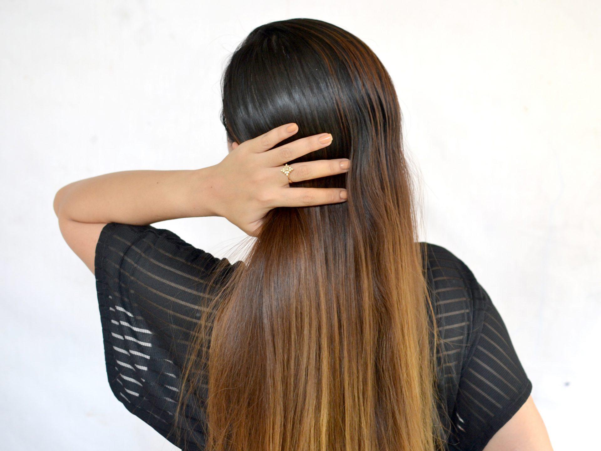 طریقه کراتینه و ابریشمی کردن مو بدون دارو