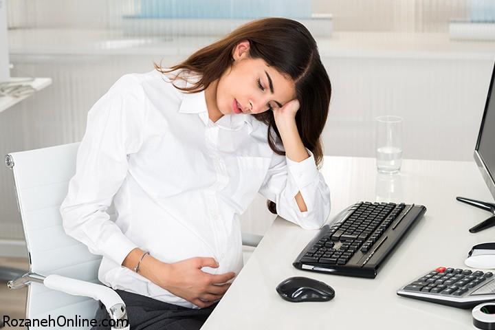 آیا نفس کم آوردن در زمان ورزش بارداری عادی است؟