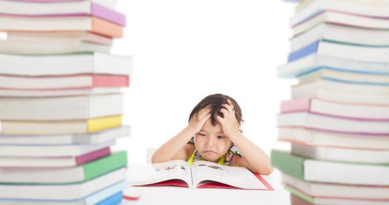درمان استرس در سنین کودکی