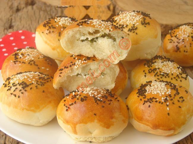 آموزش نان بقچه ای بدون روغن
