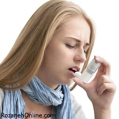 ارتباط آسم با بیماری های پوستی