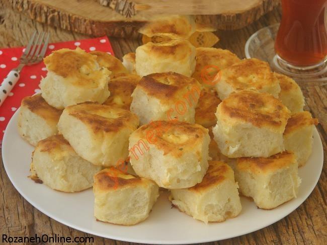 آموزش تصویری دیزمانای پنیری ترکیه
