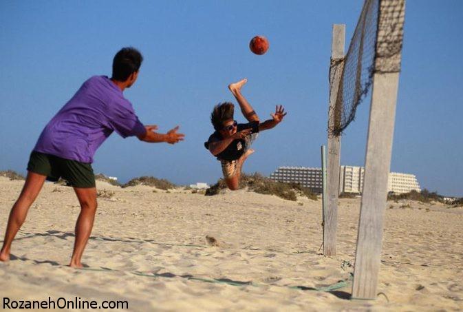 مروری بر فاکتورهای اثرگذار ورزشکاران
