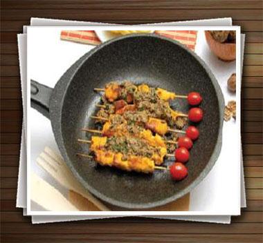 پخت جوجه ترش تابه ای غذایی کاملا راحت و بدون دردسر
