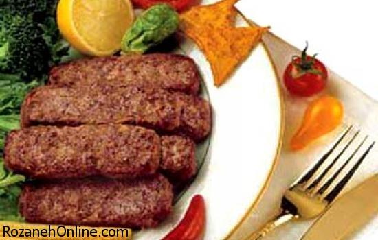 پخت کباب تابه ای ترکی غذایی بسیار عالی و خوشمزه