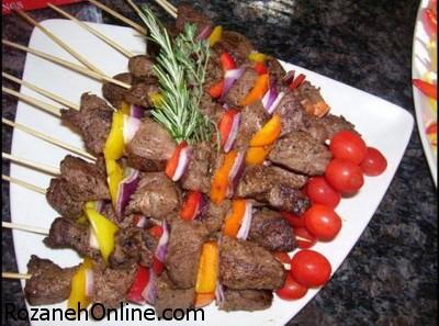 پخت کباب کره ای ویژه یک شام عالی و رویایی