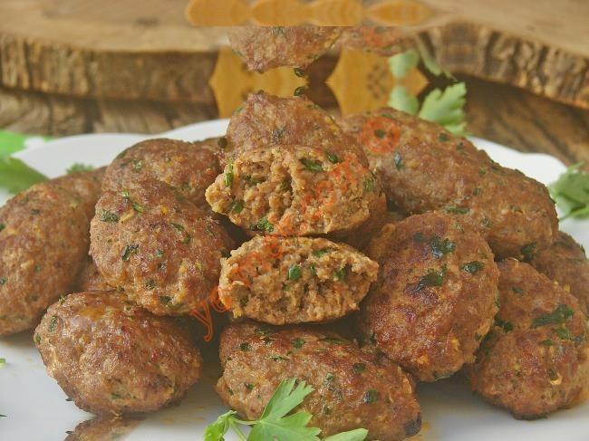 کوفته  سنتی ترکیه: یک کوفته خوشمزه