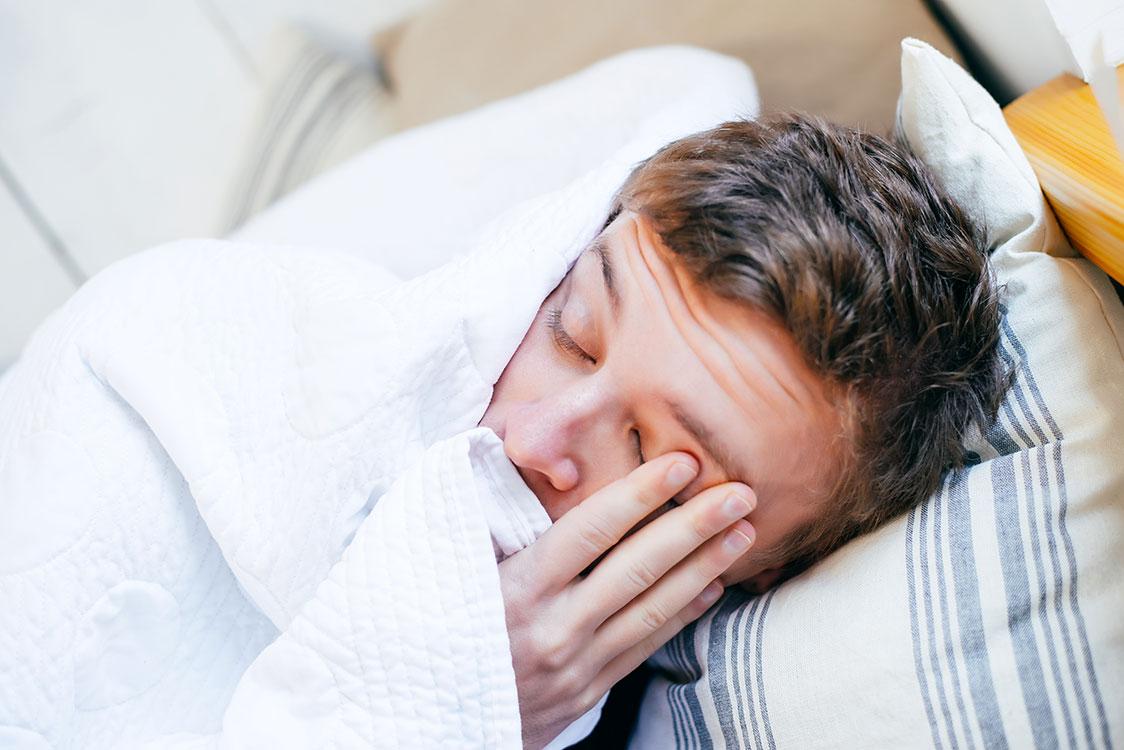 فواید خواب کافی برای مبتلایان به دیابت