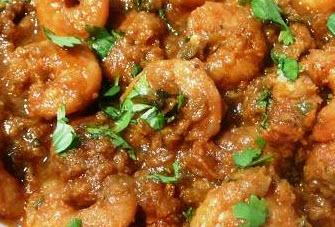 طرز تهیه میگو تند با استفاده از ادویه هندی