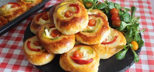 آموزش درست کردن پیتزای بقچه ای با دستور تهیه رسپی ترکیه