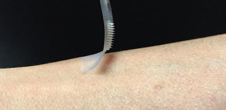 تزریق انسولین با کمک برچسب
