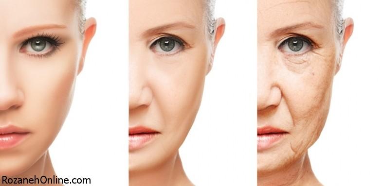 کاربرد محصولات ضد پیری