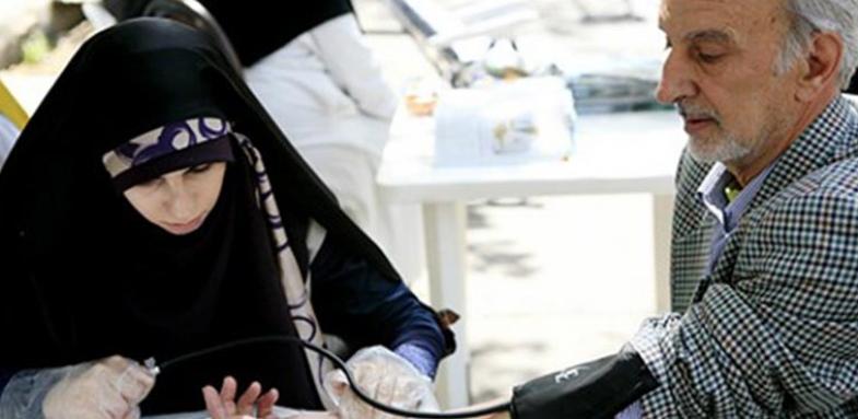 پیام دکتر علی داودیان به زوار امامزاده صالح