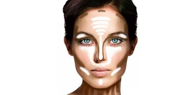 فواید هایلایت کردن صورت