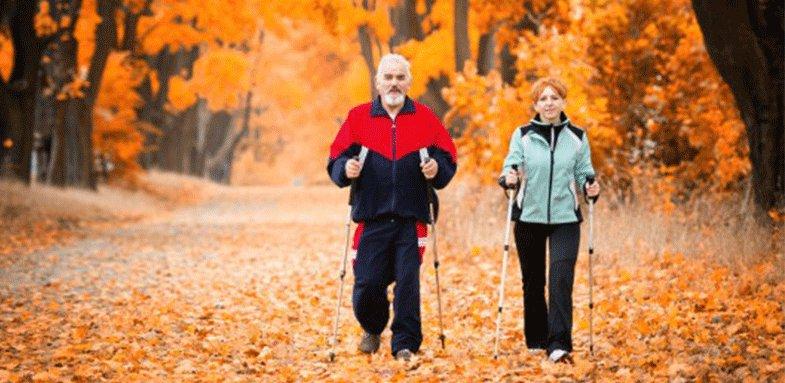 فواید پیاده روی برای دیابتی ها