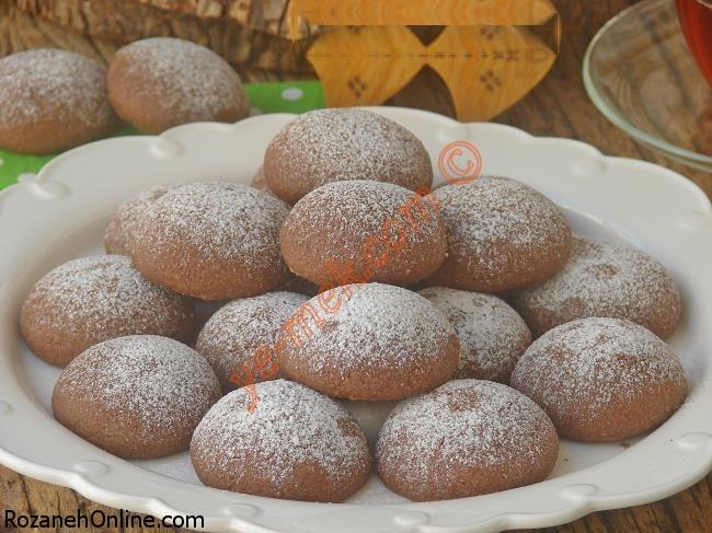 با کرم شانتی در عرض پنج دقیقه شیرینی درست کنید- آموزش تصویری شیرینی