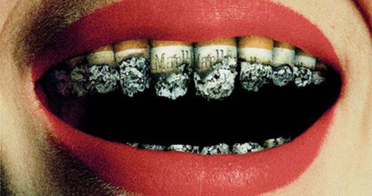 تاثیر سیگار بر میکروبیوم دهان