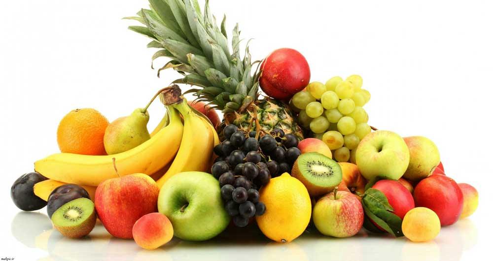 خطرات واکس روی میوه ها