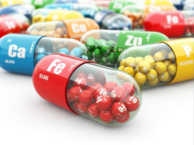 اهمیت استفاده از مکملهای غذایی و دارویی