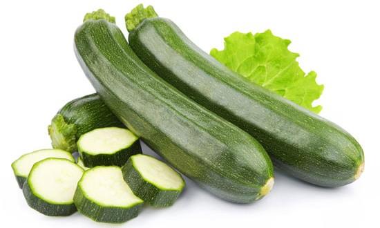 اهمیت مصرف کدو سبز