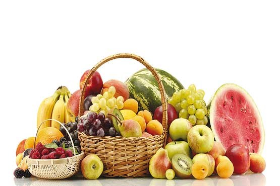 هشدارهای تغذیه ای در مورد مصرف میوه