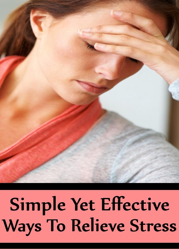 چند راه ساده اما موثر برای مقابله با استرس