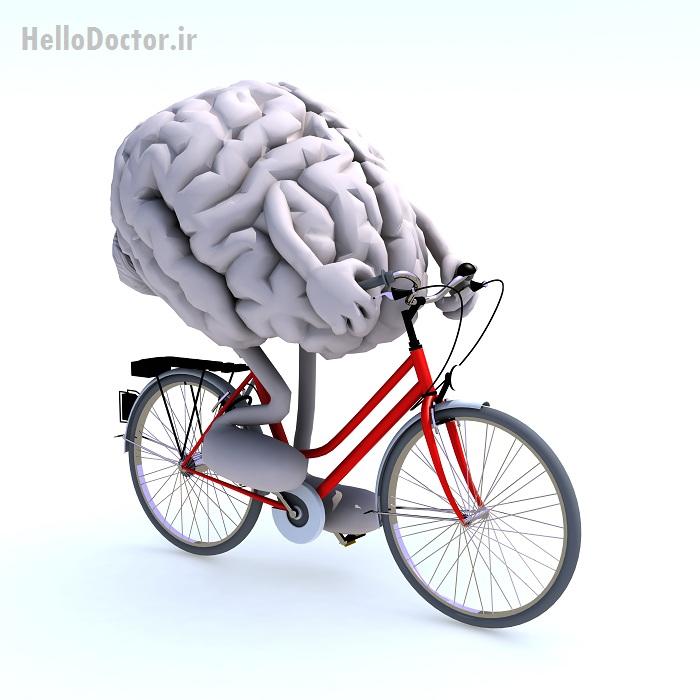 ورزش کردن به جوان ماندن مغز کمک می کند