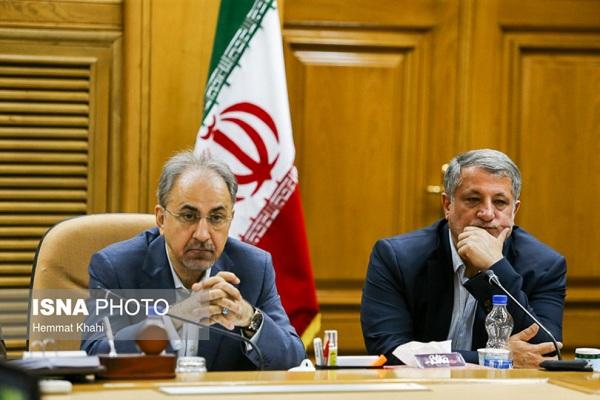 عکس های شهردار جدید تهران آقای محمدعلی نجفی + بیوگرافی