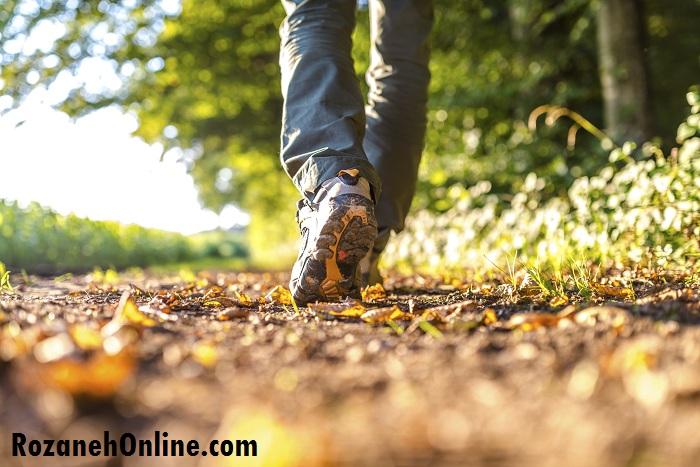 نقش پیاده روی در كاهش بروز سكته مغزی