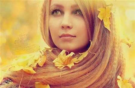 مضرات فصل پاییز برای پوست