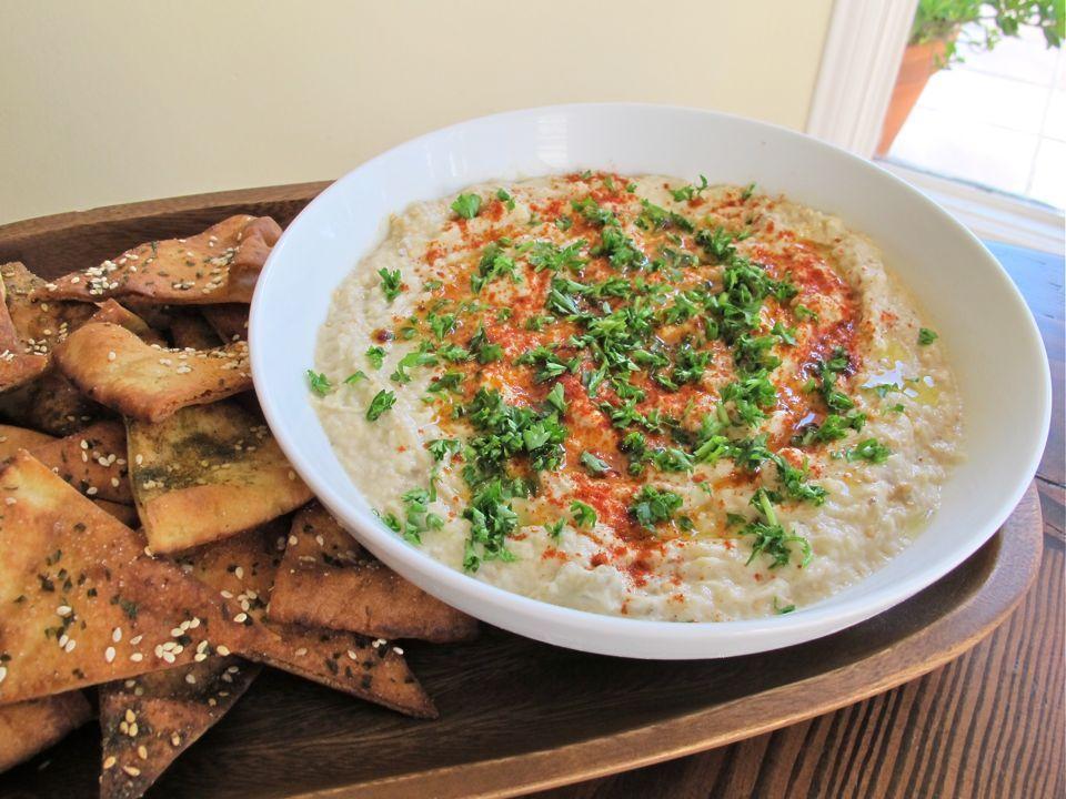 دستور پخت بابا قانوش غذای معروف مردم خاورمیانه