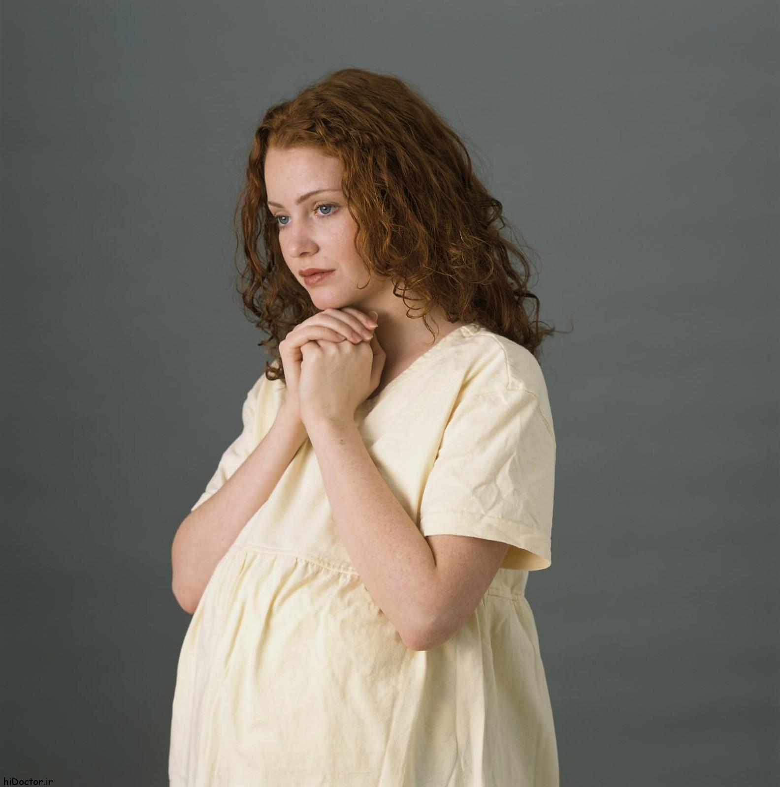 امراض سرطانی در مادران باردار