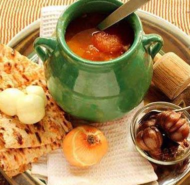 پخت آبگوشت یا ( دیزی ) کاملا سنتی با دستور زیر