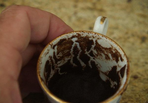 آشنایی با تاریخچه فال قهوه