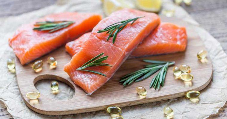 مقابله با رتینوپاتی دیابتی با مصرف ماهی
