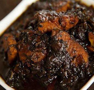 طرز پخت قلیه تن ماهی همراه با برنج زعفرانی