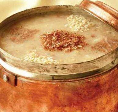 دستور پخت حلیم گندم ویژه یک صبحانه عالی و مقوی