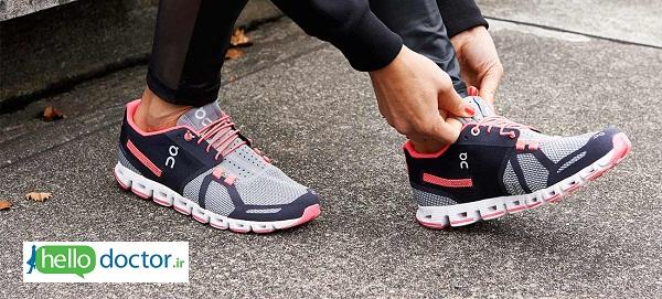 چرا مهم است که کفش پیاده روی خوب داشته باشیم؟