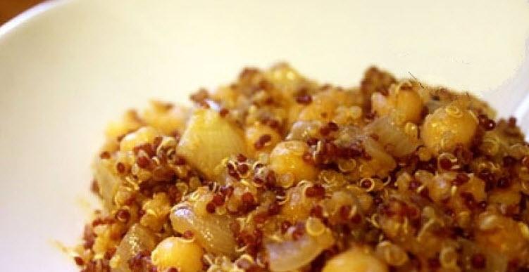 خوراک رژیمی عدس و سیب زمینی را با روش آسان زیر تهیه کنید!