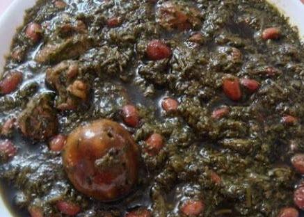پخت خورش قورمه سبزی کاملا مجلسی با ترفندهای زیر