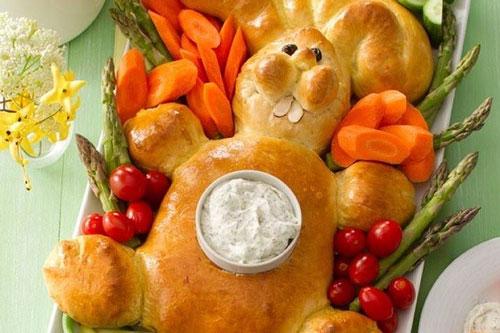 طرز تهیه نان خرگوشی ویژه تحریک کردن اشتهای کودکان