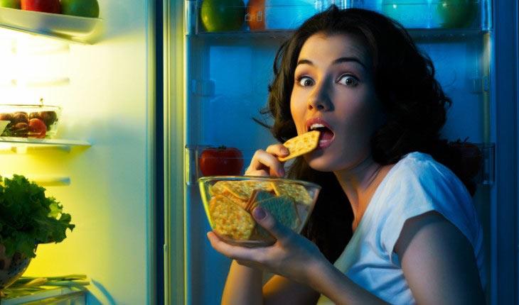 توصیه های خوراکی مهم قبل از خواب