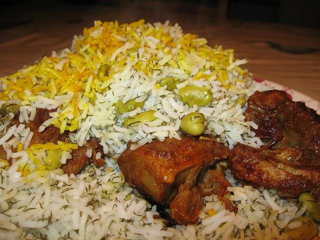 طرز تهیه پلو با گوشت گوسفندی یک غذای محبوب ترکی