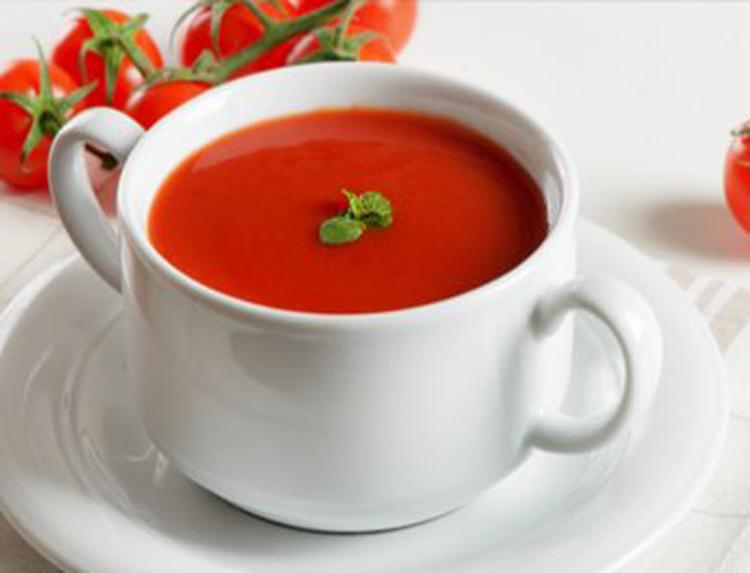 چگونه پتاژ گوجه فرنگی را با خامه پرچرب درست کنیم؟
