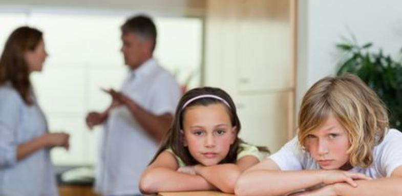 ابتلای کودک به آسم با استرس