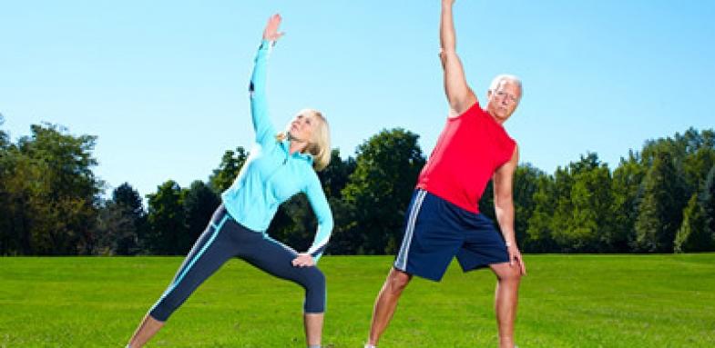 افزایش طول عمر با کمی ورزش