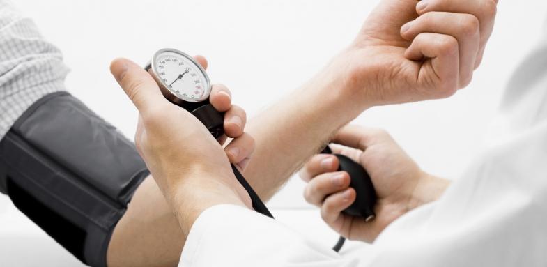 کنترل فشار خون بالا در منزل