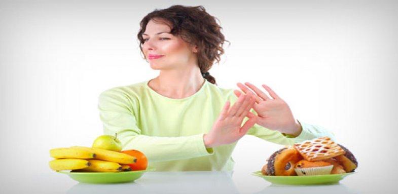 دلایل عدم موفقیت در رژیم غذایی