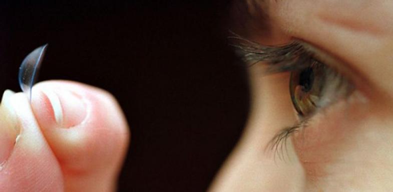 تاثیر لنزهای شبانه بر بیماری های چشمی