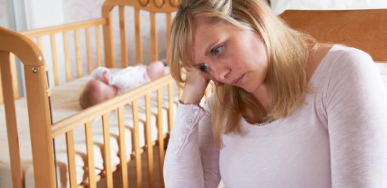 علائم افسردگی در بارداری